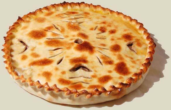 Рецепт осетинского пирога просто кухня